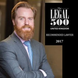 IP & IT Legal 500 2017 - Square