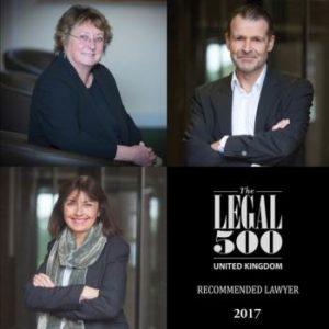 Private Client Team Legal 500 2017-Square