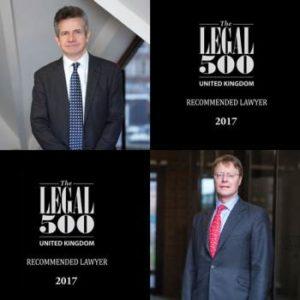 Sport Team Legal 500 2017-Square