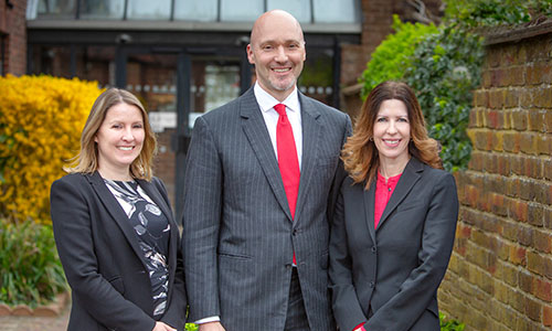 Three New Solicitors